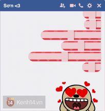 Thử ngay tính năng gửi quà Valentine cho người thương bằng Facebook Messenger