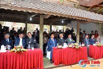 BIDV tài trợ tu bổ, tôn tạo đền thờ La Sơn Phu Tử Nguyễn Thiếp
