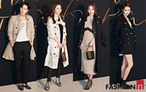 Loạt sao đình đám xứ Hàn hội tụ tại sự kiện thời trang của Burberry