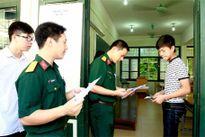 Hai trường Sĩ quan lục quân công bố phương thức tuyển sinh