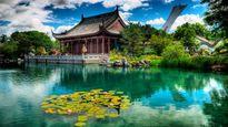 Thiên nhiên tuyệt mỹ trong các khu vườn nổi tiếng thế giới