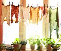 Quá 'oải' khi quần áo vẫn còn mùi sau khi giặt