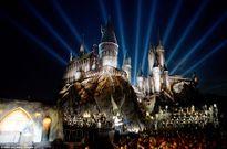 Thế giới phù thủy Harry Potter ở Hollywood