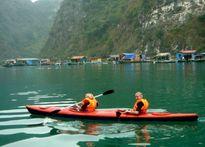 Chèo thuyền kayak tại 16 điểm đẹp như tranh từ Bắc vào Nam