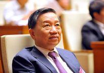 Tiểu sử Thượng tướng Tô Lâm - tân Bộ trưởng Bộ Công an
