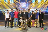Gala 15 năm Robocon Việt Nam: Sôi động, ấn tượng và lắng đọng