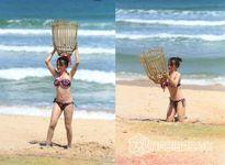 Sao chuyển giới nóng bỏng khi mặc bikini