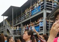 Vĩnh Phúc: Cháy lớn ở KCN Khai Quang, công nhân sợ hãi chạy tán loạn
