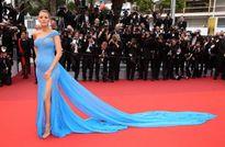 Blake Lively bầu bì vẫn sexy hơn Aishwarya Rai trên thảm đỏ Cannes 2016