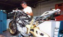 Kiệt tác thiên tài cuối cùng của huyền thoại thiết kế môtô Tamburini