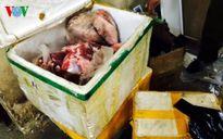 Quảng Ninh: Thu giữ nửa tấn thực phẩm nhập lậu