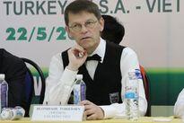 Cơ thủ số 1 thế giới Torbjorn dự World Cup billiards 3 băng ở TP.HCM