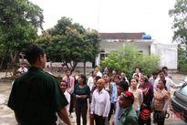 84 cử tri dân tộc Chứt được bộ đội đưa đi bầu cử sớm