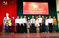 142 thí sinh dự thi tay nghề giỏi 5 nghề ngành xây dựng