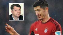 Người đại diện xác nhận Lewandowski đàm phán với Real Madrid