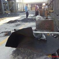 Phú Thọ: Lò hơi phát nổ như bom, một công nhân tử vong tại chỗ