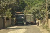 Kỳ 2: Hiểm họa xe lớn đi đường nhỏ