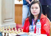 Nữ kỳ thủ xinh đẹp Mai Hưng vô địch cờ chớp nhoáng châu Á