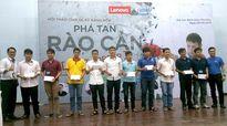 Lenovo đồng hành cùng sinh viên Việt Nam