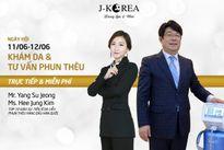Top 10 chuyên gia hàng đầu Hàn Quốc khám da và tư vấn miễn phí