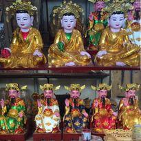 """Nghệ nhân Nguyễn Viết Hồng – Người giữ """"hồn quê"""" làng nghề Sơn Đồng"""