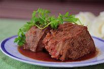 Cách làm thịt bò rim đúng kiểu miền Trung thơm ngon tuyệt vời
