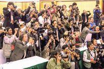 Phía sau những bức ảnh báo chí để đời