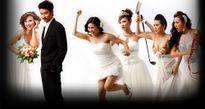 """Cuộc sống hạnh phúc của 5 mỹ nhân phim """"Cô dâu đại chiến 1"""""""