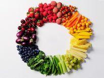 Chế độ ăn uống theo màu sắc thực phẩm ngừa ung thư