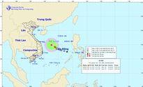 Dự báo thời tiết ngày 26/6: Áp thấp nhiệt đới hướng vịnh Bắc Bộ, gây mưa dông mạnh