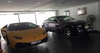 Sau Lamborghini Huracan, Cường đô la tậu Rolls-Royce Wraith