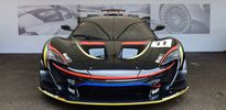 McLaren tôn vinh huyền thoại F1 James Hunt bằng phiên bản đặc biệt
