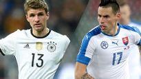 Nhận định, dự đoán kết quả tỷ số trận Đức - Slovakia