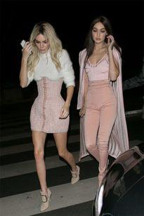 Phong cách đỉnh cao của bộ đôi 'hot girl Hollywood'