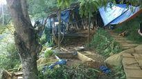 Kon Tum phá bỏ 11 hầm khai thác vàng trái phép trên địa bàn