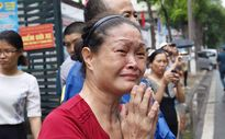 Toàn cảnh lễ viếng và truy điệu 9 quân nhân trên máy bay Casa 212 hy sinh