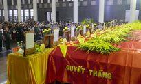 Xúc động lễ truy điệu 9 liệt sĩ tổ bay CASA 212
