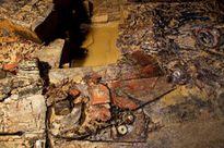 Kho báu chấn động trong ngôi mộ cổ