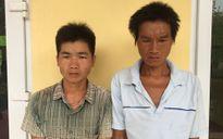 Lào Cai: Bắt 2 con nghiện vận chuyển ma túy qua biên giới