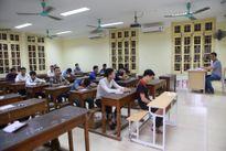 Dồn điểm thi trong ngày cuối kỳ thi Trung học Phổ thông Quốc gia