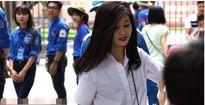 Nữ sinh bị chụp lén ở điểm thi Đại học Thủy lợi hút sự chú ý