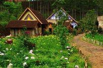 Đặt chân đến ngôi làng đẹp như cổ tích ở Đà Lạt