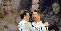 Gareth Bale ngoan, vì Ronaldo đã sớm giăng bẫy bằng... mỹ nhân