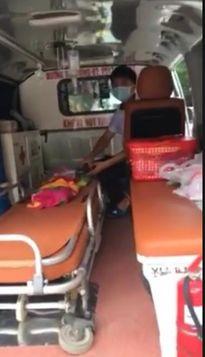 Đề nghị công an làm rõ nghi vấn móc nối xe cứu thương dù