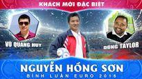 Hấp dẫn Euro 2016 ngày 11.7: Nhìn lại cuộc đấu trí của hai HLV để giành cúp vàng Euro
