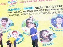 Văn Quyến và Thanh Bình dự định 'đá' sân bóng đá trẻ