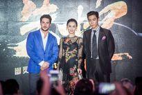 Trương Bá Chi đưa hai con trai đi nghỉ tại Thái Lan