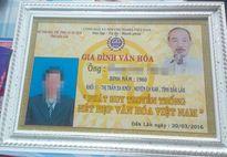 Doanh nghiệp bán giấy chứng nhận văn hóa giả cho dân