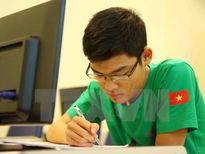 Học sinh Thái Bình lần thứ 2 đạt HCV Olympic Toán quốc tế