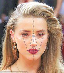 Khoa học phân tích: Amber Heard và Kim Kardashian là 2 mỹ nhân có gương mặt đẹp nhất thế giới